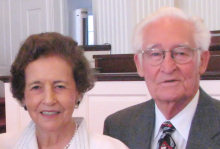 Bruce and Mary Shannon